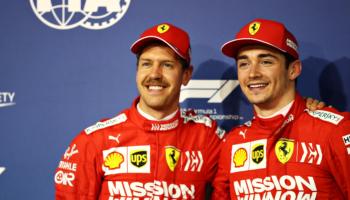 GP Cina: Vettel-Leclerc, accoppiata rossa per il GP numero 1000