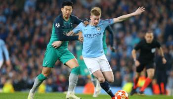 Manchester City-Tottenham, è subito remake del quarto thrilling di Champions