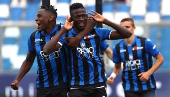 Atalanta-Sassuolo: sogno Champions a un passo, la Dea vuole scrivere la storia