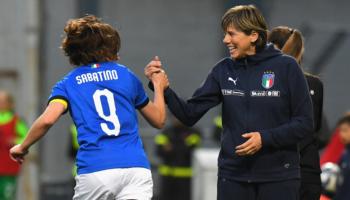 Australia-Italia, esordio in salita per le azzurre ai Mondiali