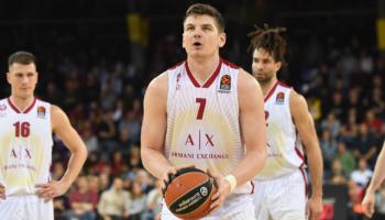 Zalgiris-Milano, pericolo sorpasso per l'Olimpia: i lituani hanno messo la freccia