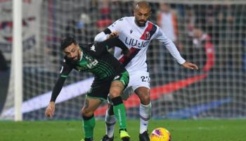 Bologna-Sassuolo: il derby dell'Emilia Romagna con vista sull'8° posto