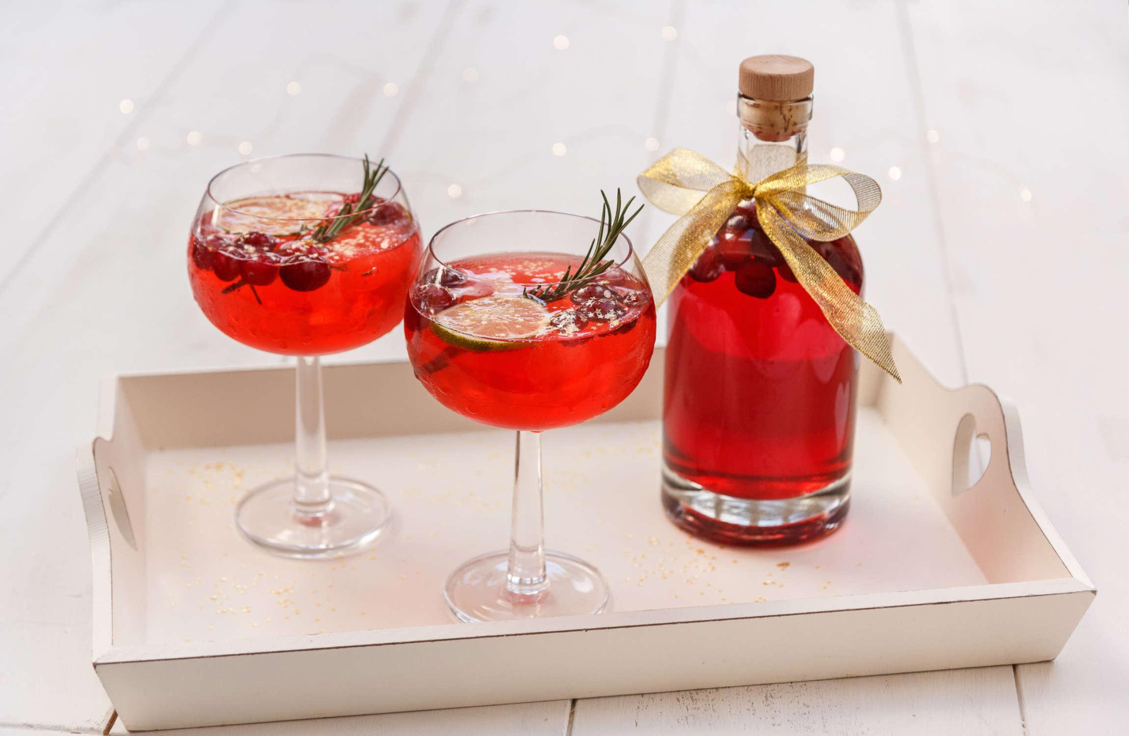 Cranberry Gingle & Tonic