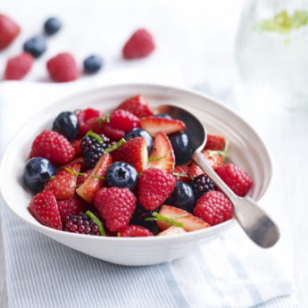 Berry Beautiful Fruit Salad