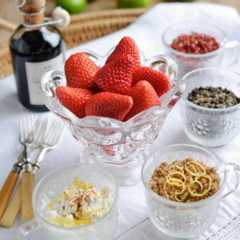 Strawberry Tapas