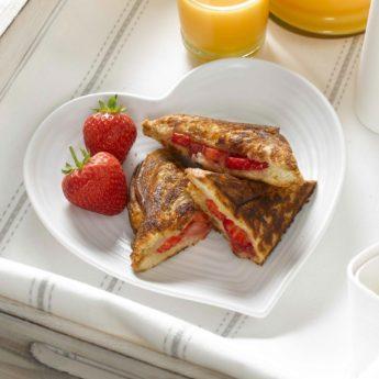 Strawberry & Cinnamon Toasties