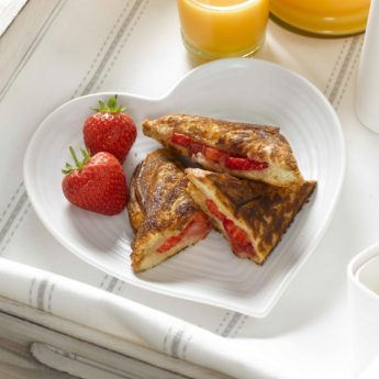 Strawberry & Cinnamon Toasties