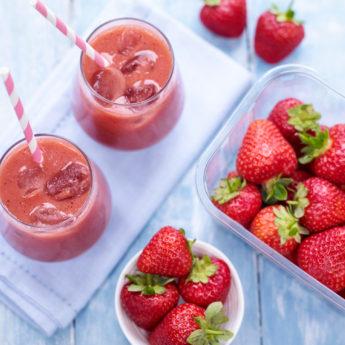 Strawberry, Watermelon, Kiwi & Balsamic juice