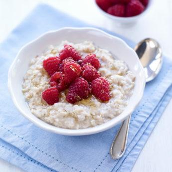 Berry Protein Porridge