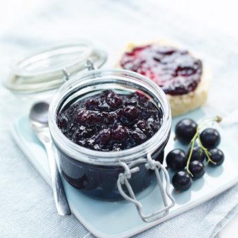 Quick Blackcurrant Jam