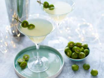 Picture of Kiwi Berry Martini