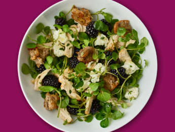 Picture of Oh my Goodness Blackberry & Chicken Salad