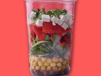 Picture of Goodness to Go Strawberry Salad