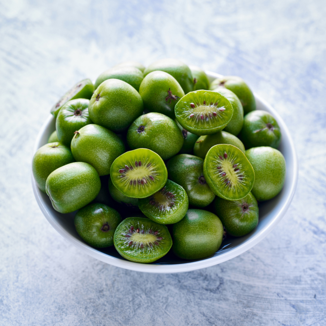 Kiwi Berries Square