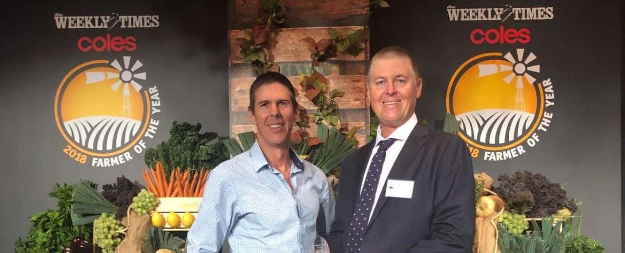 BerryWorld Australia grower recognised in national awards