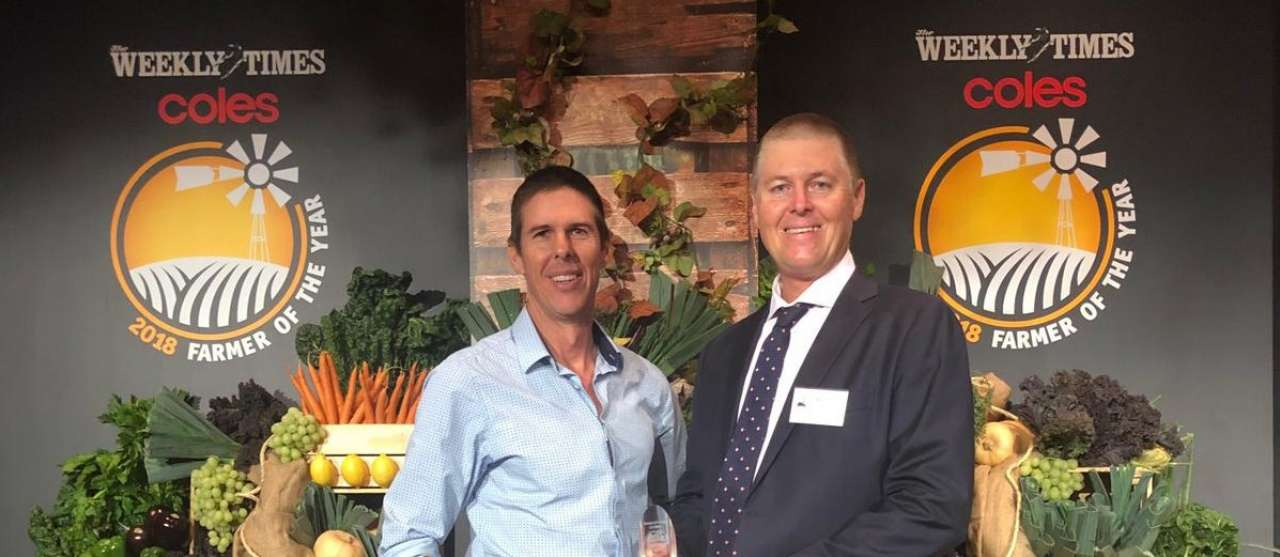 BerryWorld Australia grower recognised in national awards