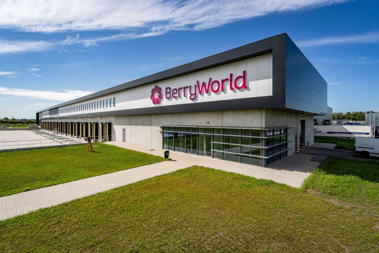 BerryWorld European Distribution Centre Unveiled
