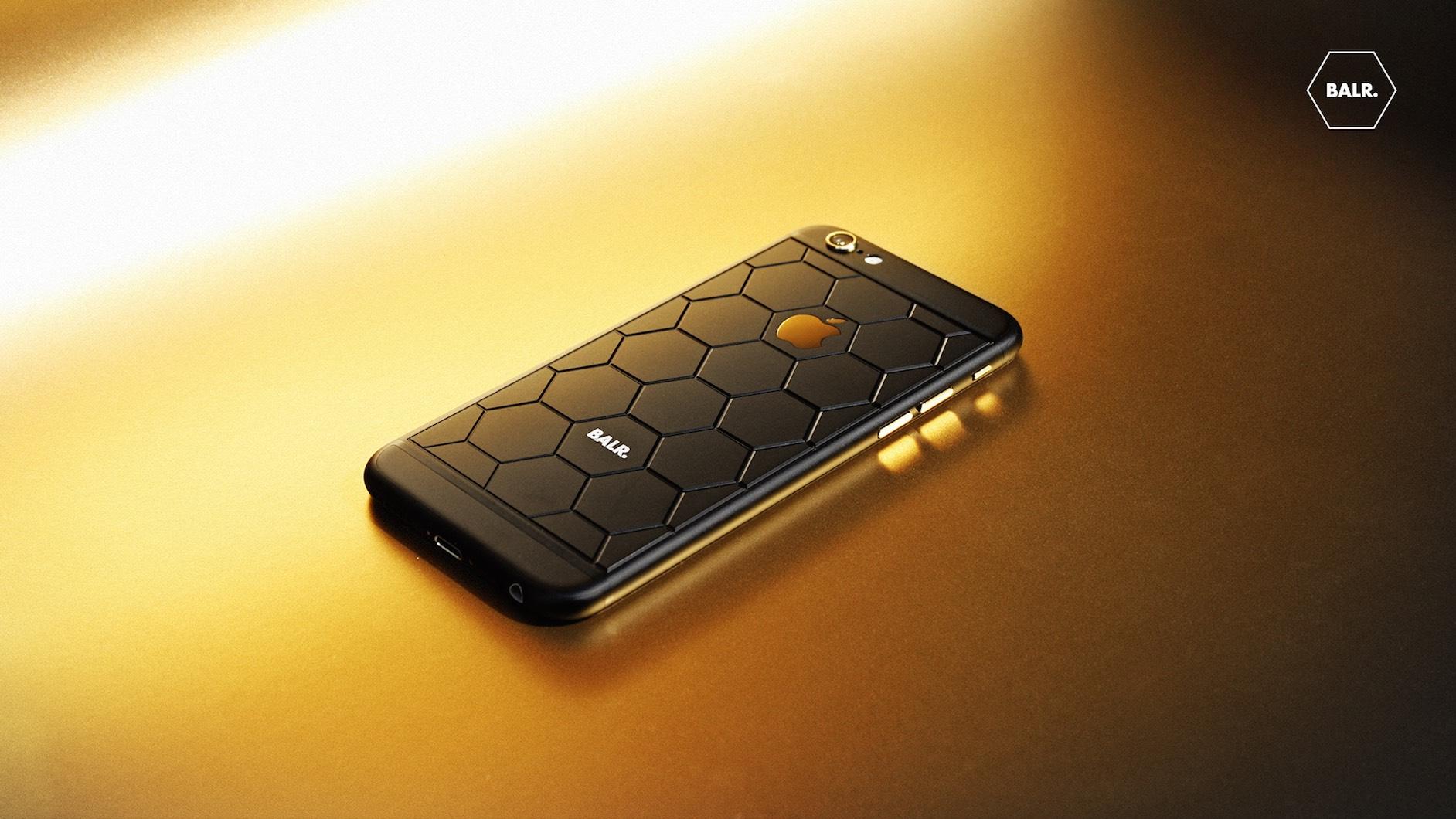 win a custom balr iphone 6 433