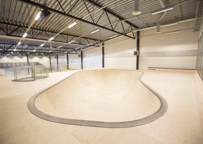 Oslo Skatehall