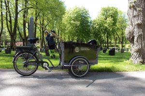 Gravlundsetatens sykkel