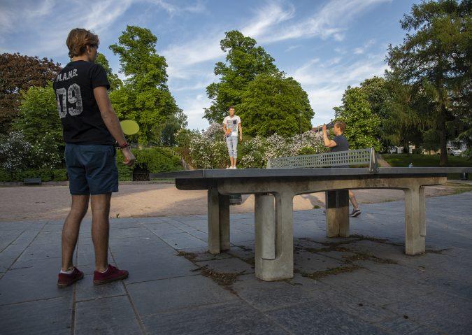 Kampen park 2