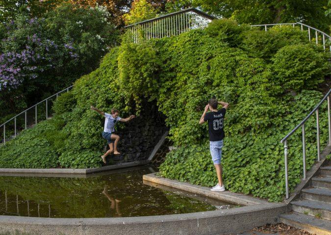 Kampen park 4