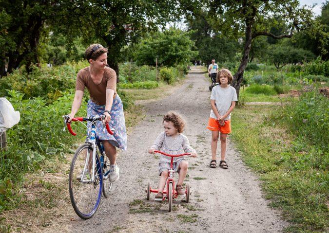 Geitmyra skolehage – Oslos skjulte hage