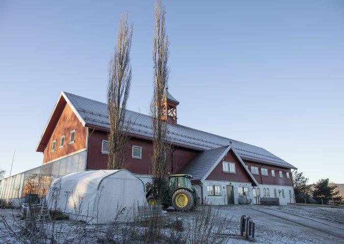 Nordre Lindeberg gård