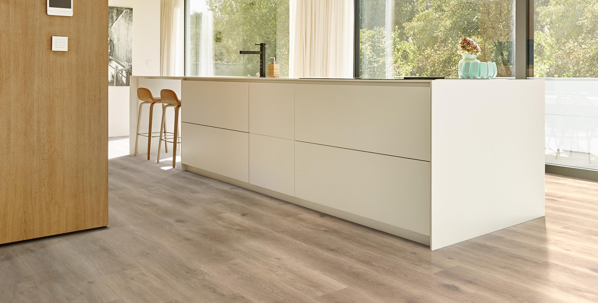 De juiste vloer voor jouw keuken