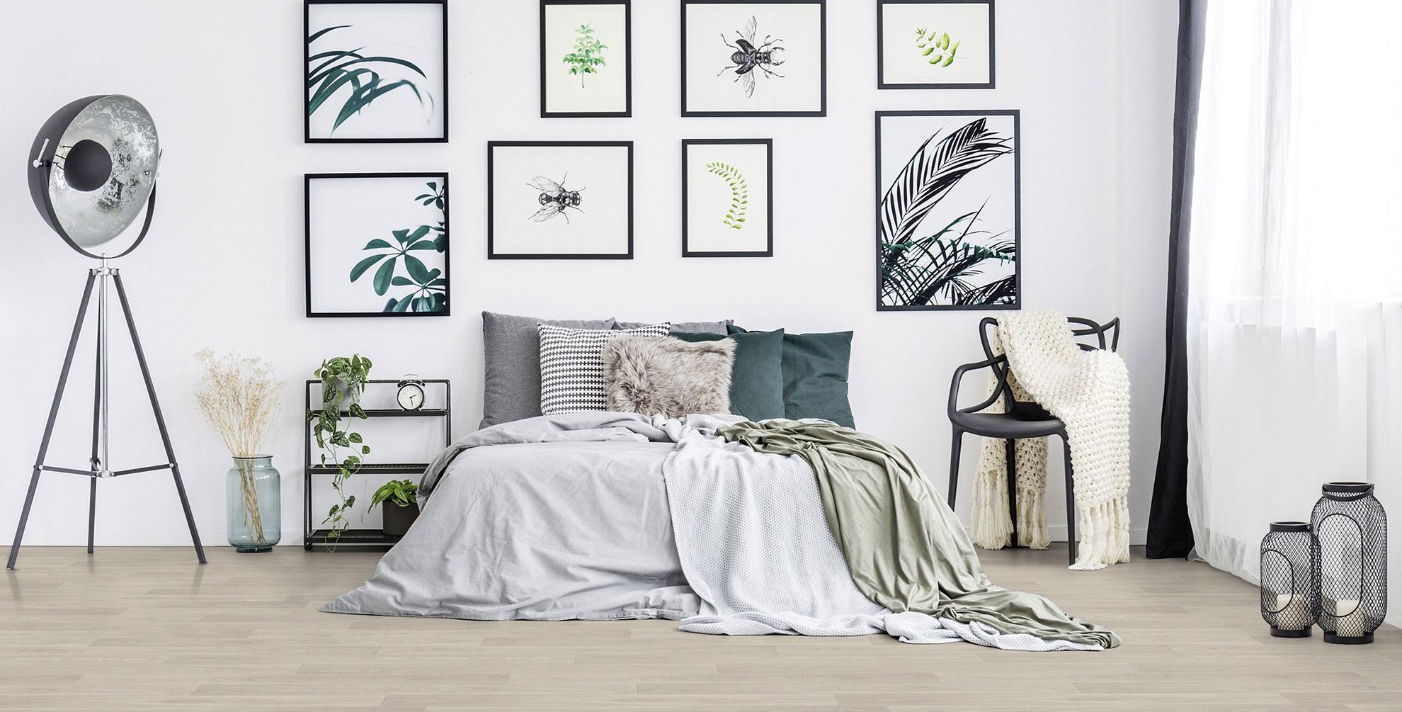 Koele pastels zijn 'cool' met vloeren