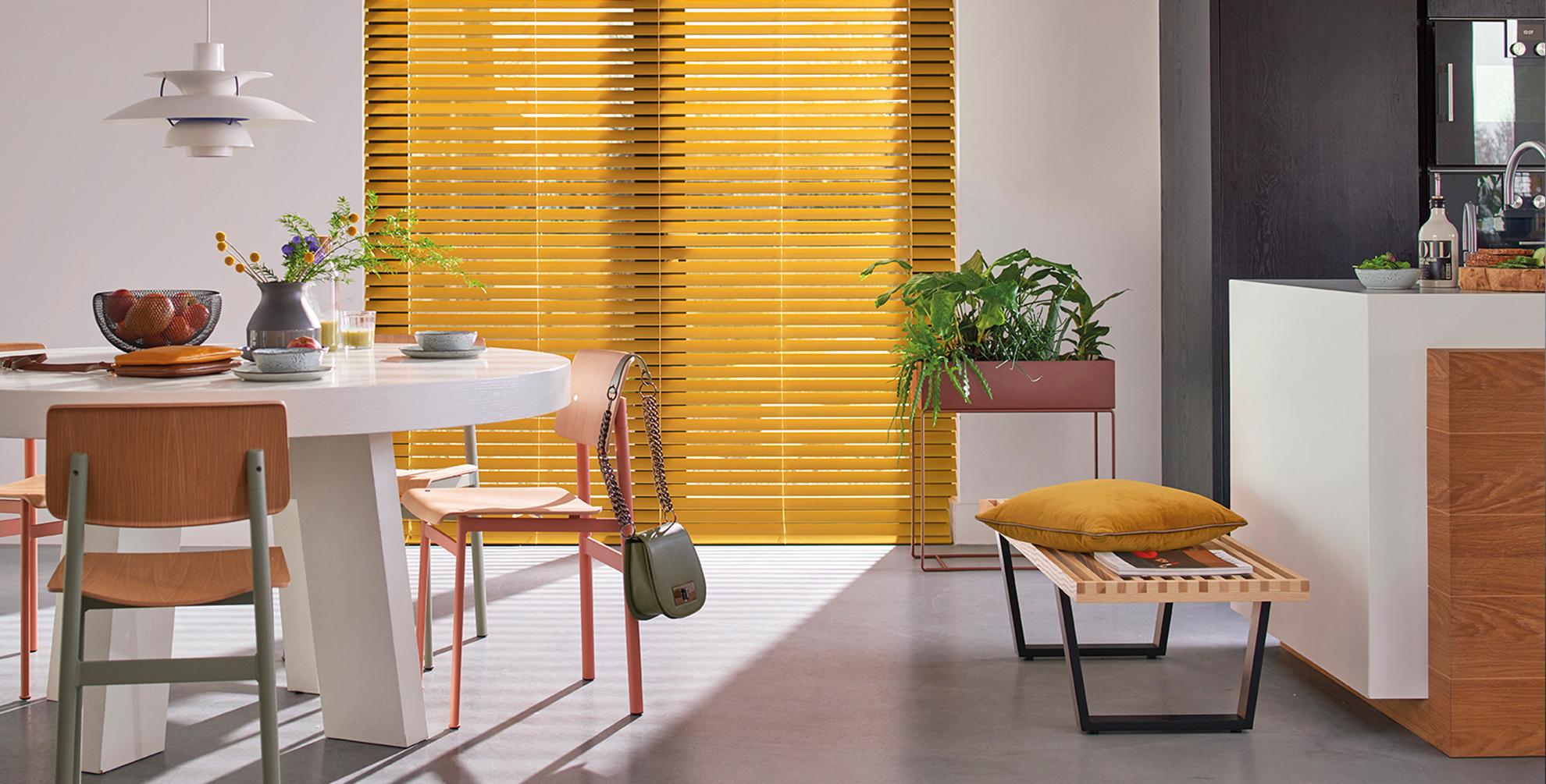 Wat is de beste raambekleding voor jouw woonkeuken?