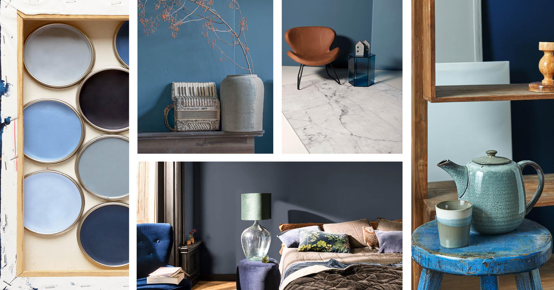 Ben je toe aan nieuwe kleuren in je huis?