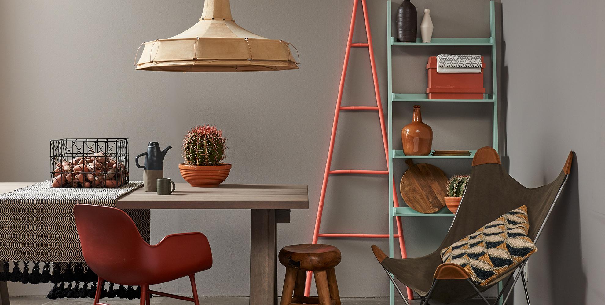 Natuurlijke kleuren in je interieur, durf jij het aan?