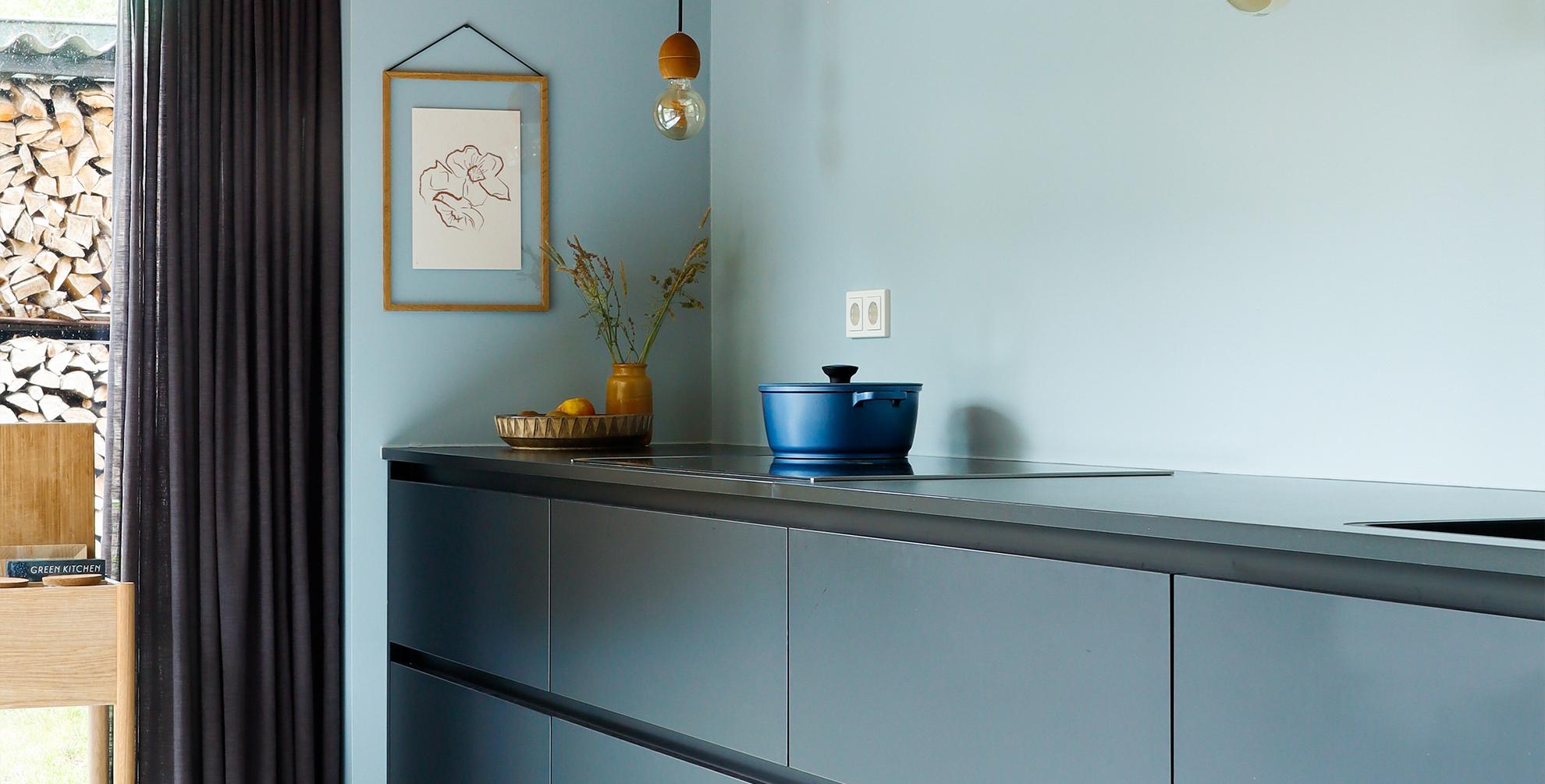 De keukenwand is een alleskunner