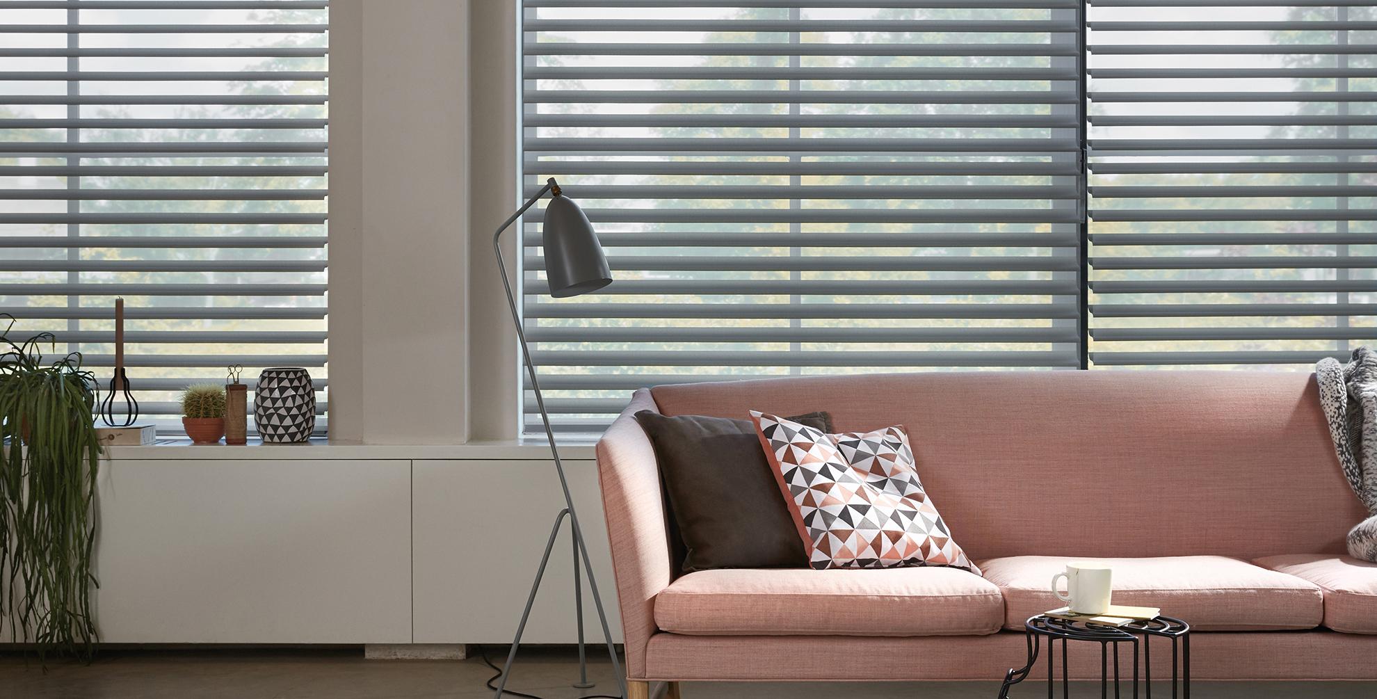 Silhouette® Shades van Luxaflex, mooi innovatief!
