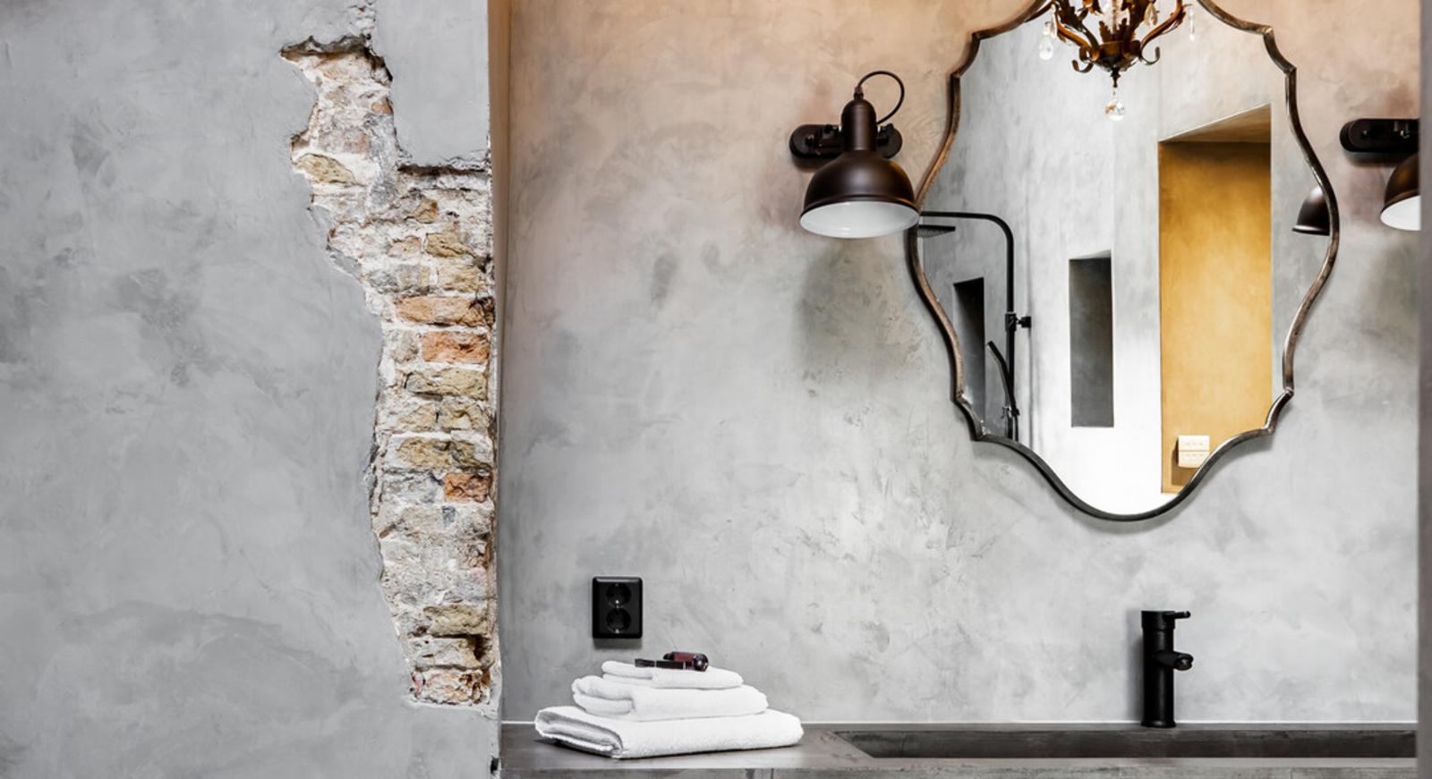 De perfecte betonlook muur bij jou thuis!