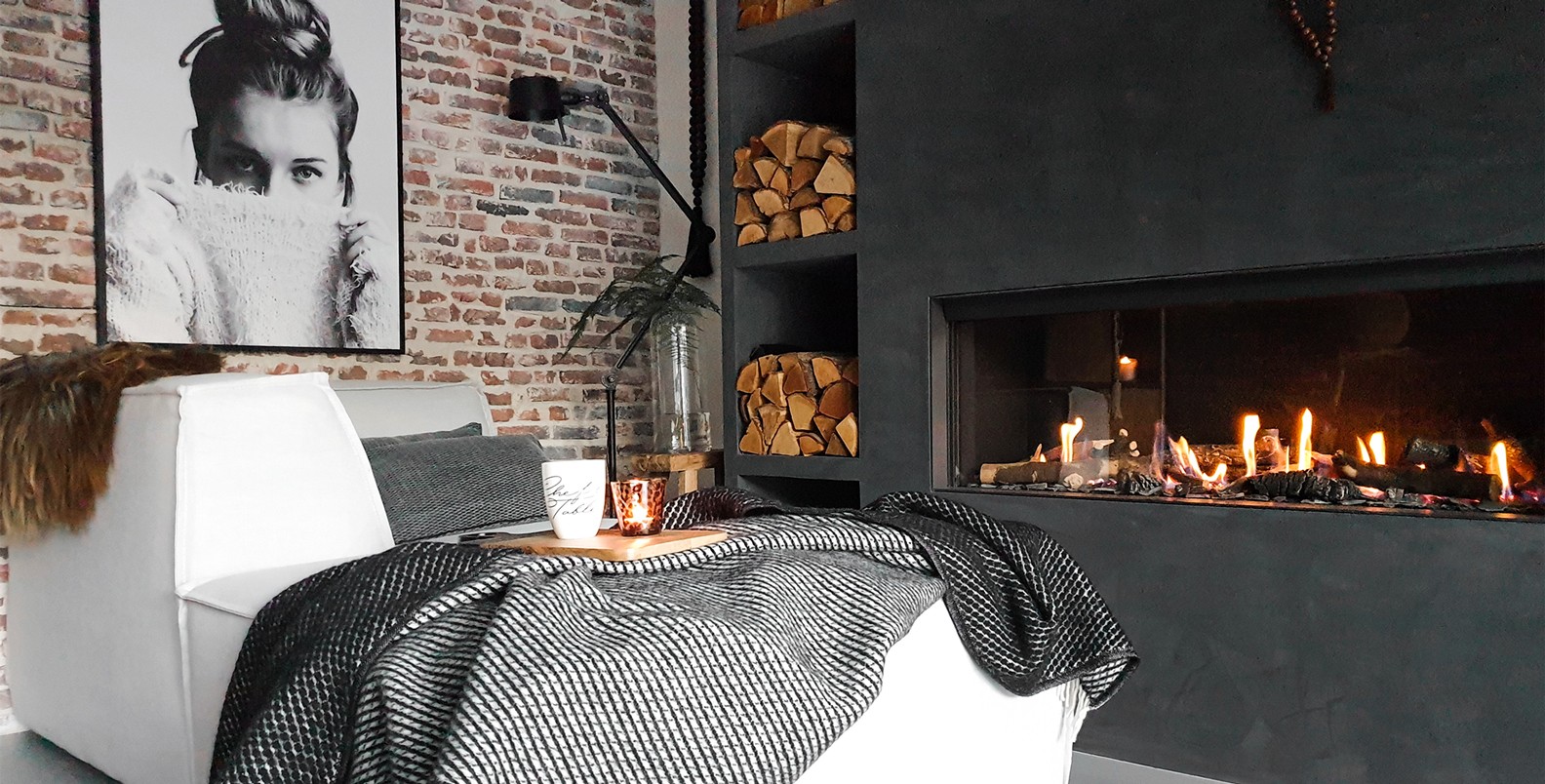 Maak van je huis je eigen winterchalet