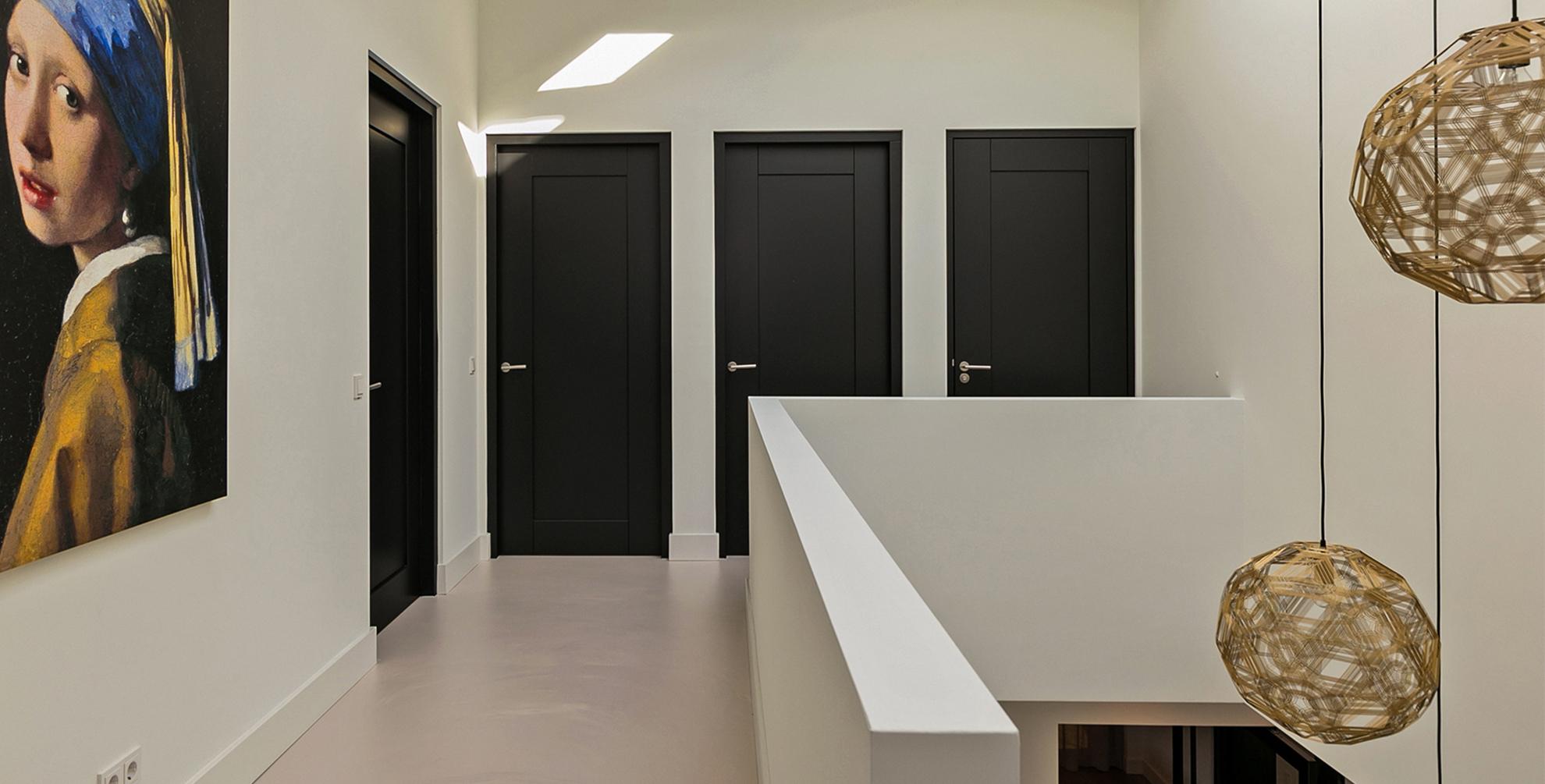 Zwarte raamkozijnen: perfect in elk interieur!