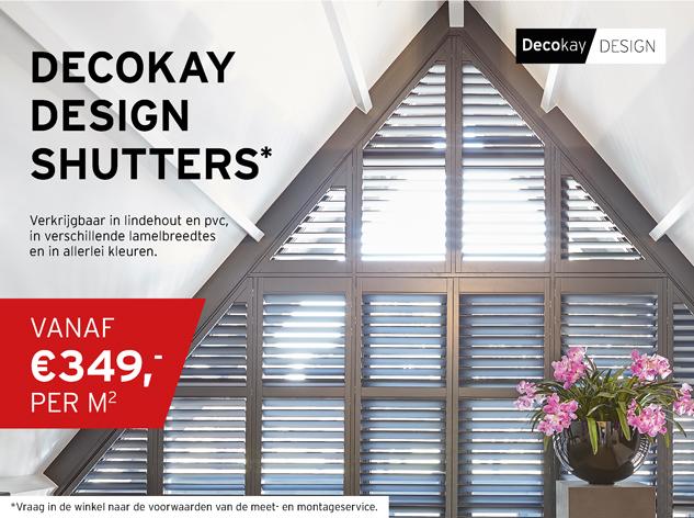 Decokay shutters