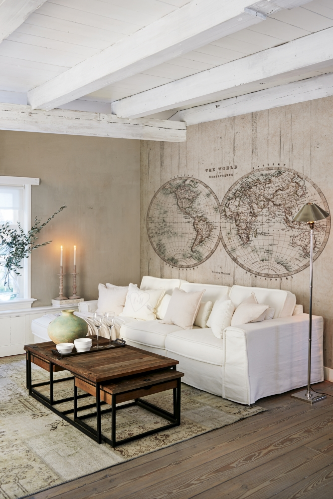 Riviéra Maison behang van BN wallcoverings   behang   Decokay ...