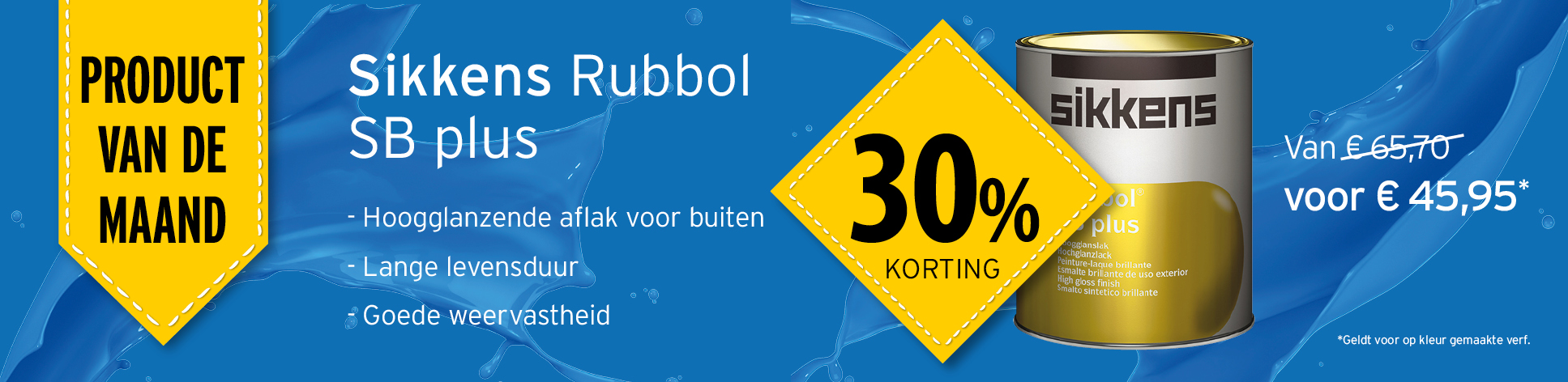 Sikkens Rubbol SB plus