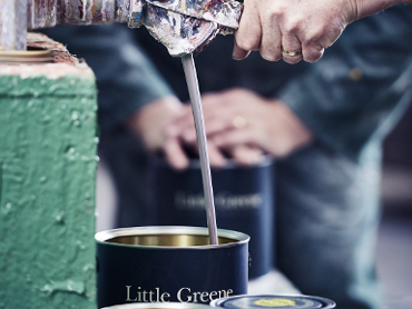 Little Greene; Productie