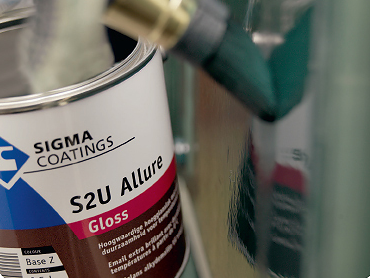 Met <b>Sigma S2U Allure</b> voor <b>10 jaar</b> klaar