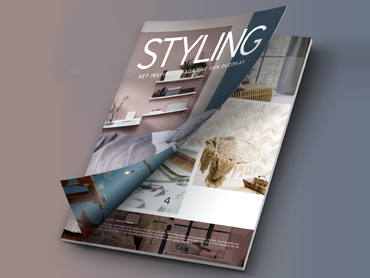 Bekijk het <b>syling magazine</b>