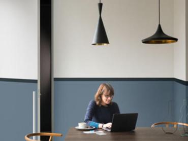 <b>The Working Home</b> voor een balans tussen werk en vrije tijd