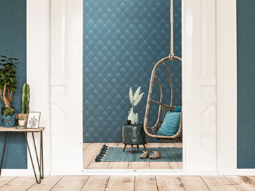 <b>Denim is hot</b><br> in het interieur