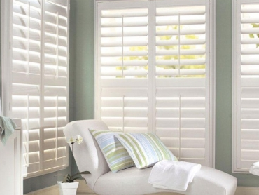 Shutters, <b>sfeermakers</b> in elk interieur