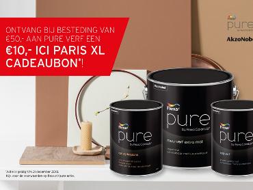 ICI Paris actie