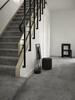 Het meest belopen deel van het huis: de trap.