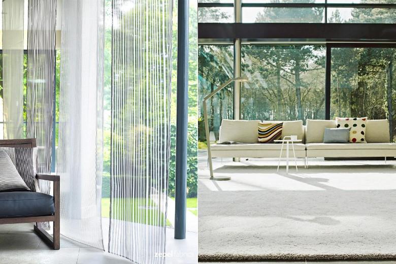 heb je geen buiten maar wil je wel graag dat gevoel in huis geef een wand een groen effect met een botanische print door deze interieur trend worden er
